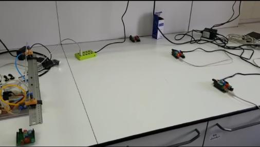 Nanonetworking Testbed photo